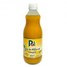 Suco de Maracujá Integral 500ml
